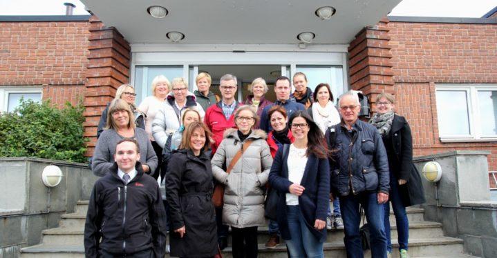 Departementsbesøk i Vadsø