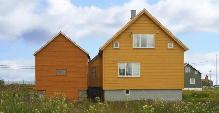Ny basisutstilling om Varangerhus