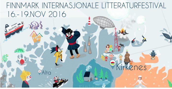 Samarbeidspartner til Finnmark internasjonale litteraturfestival