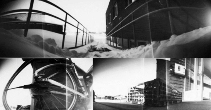 Utstilling ved 7. trinn i Vadsø kommune