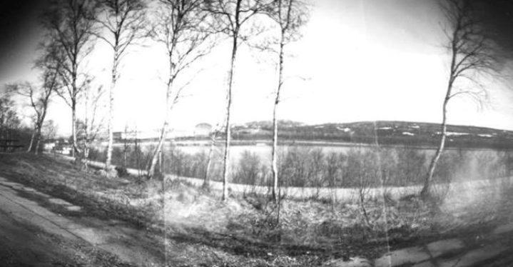 Foto på gamlemåten