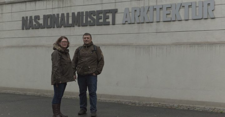 Vardø Restored er presentert i utstilling på Nasjonalmuseet
