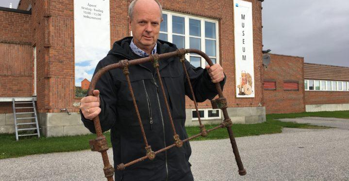 Gave til Vadsø museum – Ruija kvenmuseum