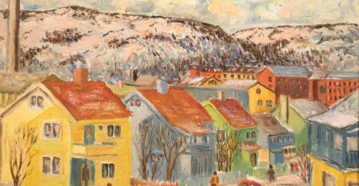 Juleutstilling: Bengt Karlsson