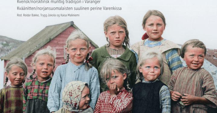 Ny bok om kvensk/norskfinsk muntlig kultur
