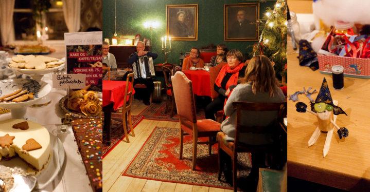 Julekafé på Esbensengården 8. desember kl. 12-14