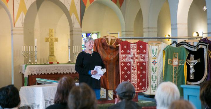 Kirker og utsmykning i Varanger
