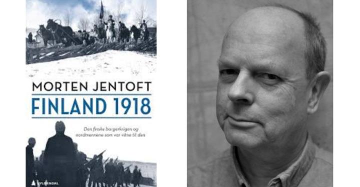 Foredrag med Morten Jentoft i Vadsø og Kirkenes