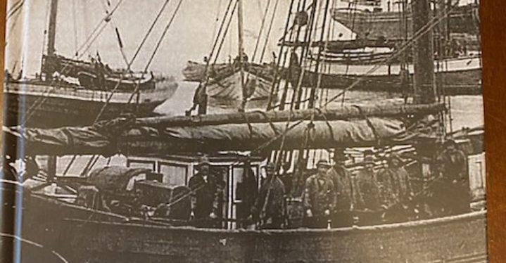 Ishavsfarerne 1859-1909. Kjell-G. Kjær