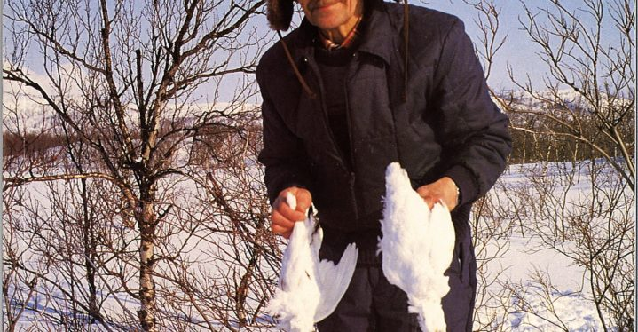 Jakt i nord. Arne T. Mikkelsen, Steinar Wikan (red)