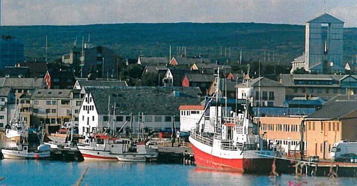 Kulturløype i Vadsø