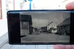 Byvandring med bilder: Vadsø før og under krigen