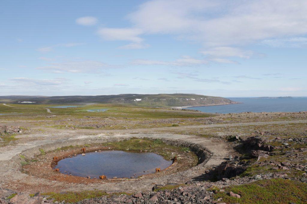 Link til side om Fort Kiberg.