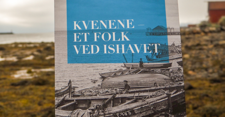 Høytlesning fra Samuli Paulaharjus bok: «Kvenene – et folk ved Ishavet»