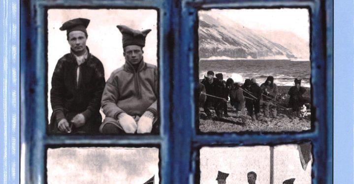 Sydpolfarerne Per Savio og Ole Must