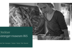 Varanger museum søker ny direktør